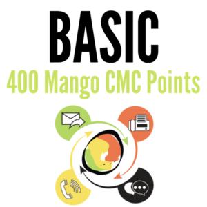 Basic - 400 Mango CMC Points