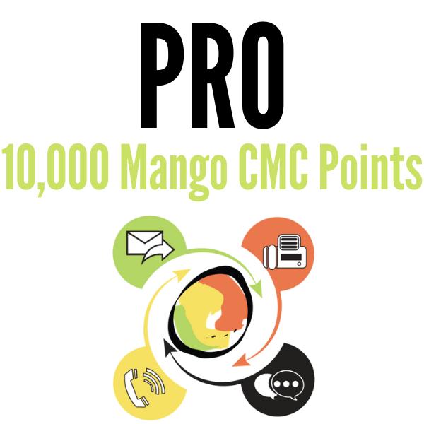 Pro CMC Points